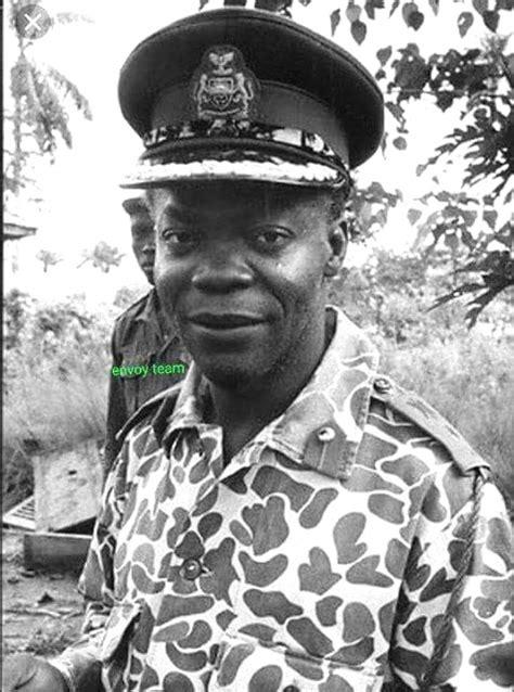 Biafran Warlord, Achuzia, Dies At 90 – OfofoZone