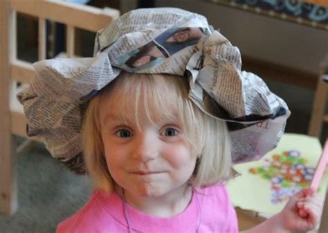 How To Make Tissue Paper Hats - 21 creative ways to make a hat out of a newspaper guide