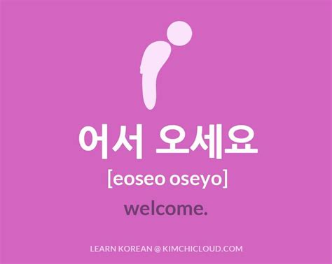 K Novel Eoseo Oseyo New Idol By best 25 korean words ideas on learn korean