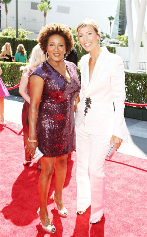 Alex Sykes Also Search For Wanda Sykes And Alex Sykes Photo Hbo S Annual Emmy Awards Post Award Wanda Sykes