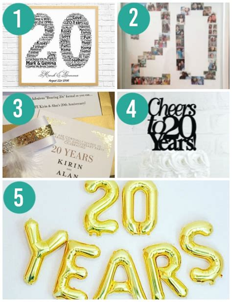 Wedding Anniversary Gift Order by Anniversary Gifts By Year