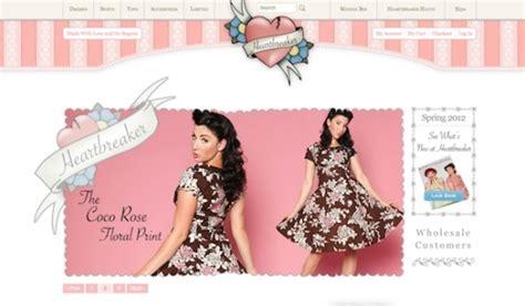 Clothing Websites 10 Best Clothing Website Designs Concept Dezain