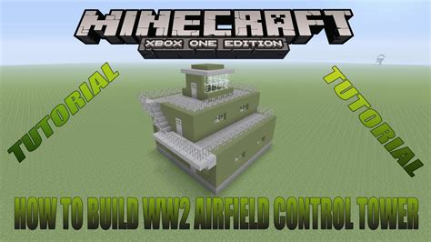 construct 2 best tutorial minecraft xbox edition tutorial how to build ww2 airfield