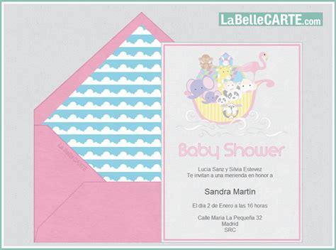 invitaciones para t de canastilla tarjetas para baby invitaciones de baby shower y t de canastilla costa rica