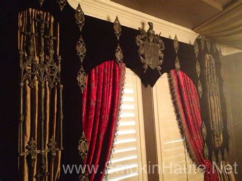gothic style curtains 1000 images about renaissance period iman s on