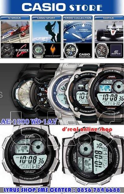 Casio Original Ae 1000wd 1av casio original casio ae 1000wd 1av idr 350 000