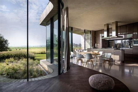 Veranda Verglast by The W I N D House Une Maison Durable Et Futuriste