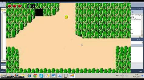 simple visual basic games simple nes zelda game visual basic youtube