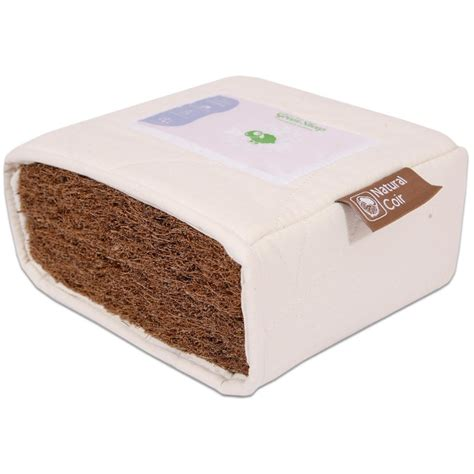 crib mattress standard size coir standard crib mattress 38x89cm