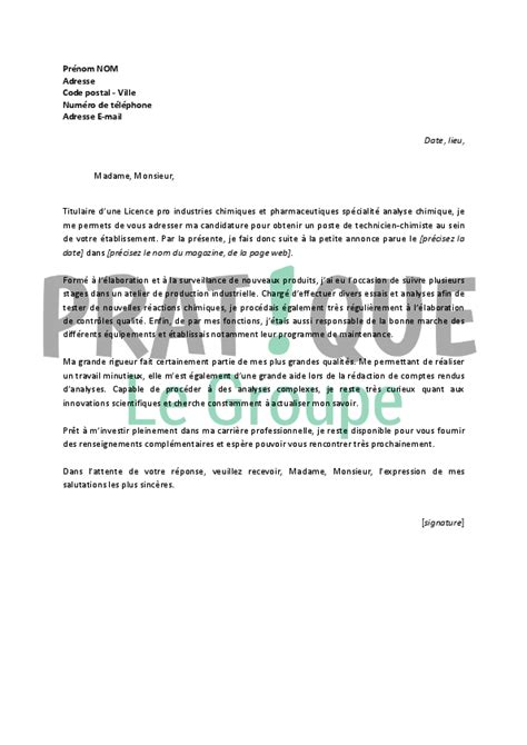 Lettre De Motivation Vendeuse Buraliste Débutant Application Letter Sle Exemple De Lettre De Motivation Pour Un Emploi Technicien