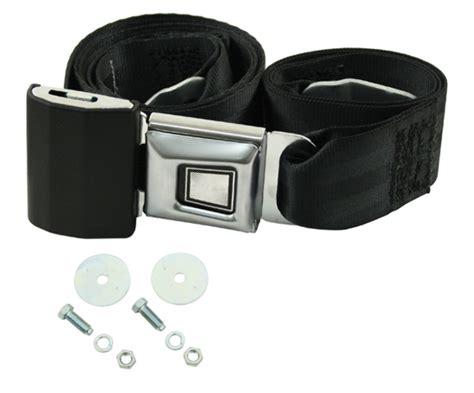 are 2 point seat belts 2 72 quot universal 2 point belt black seat belts pair