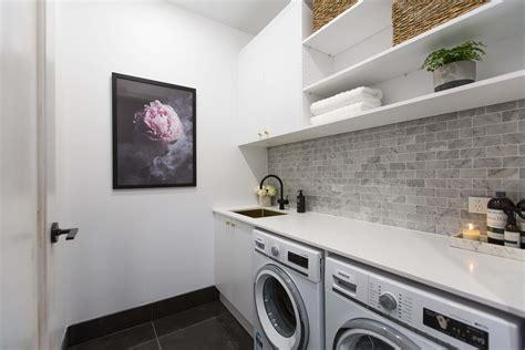 the block 2016 week 7 powder room laundry reveals