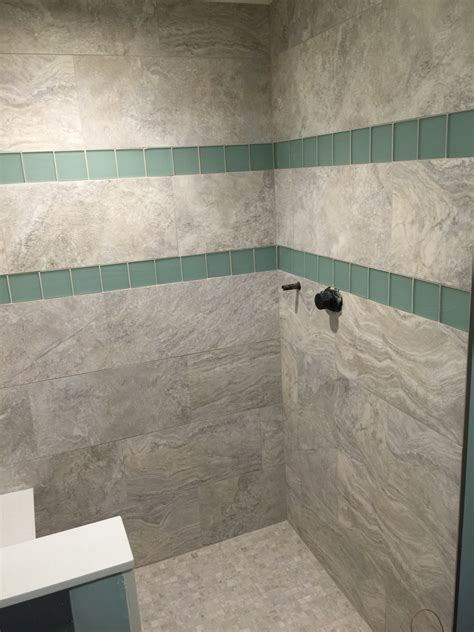 custom tile shower custom tile shower