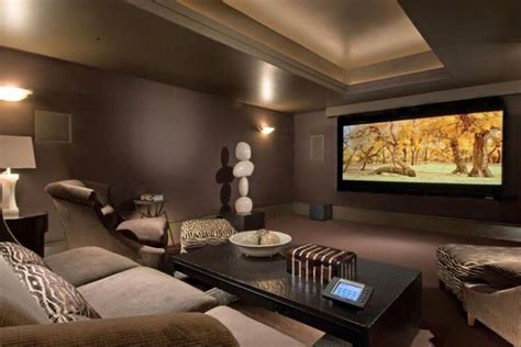 home ideas home theater idea
