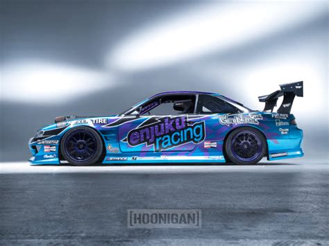 hoonigan drift cars hoonigan shows off four driver 2016 formula drift team