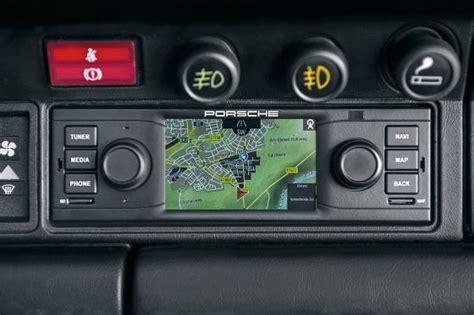 Navi F Rs Auto by Modernes Navigationsradio F 252 R Porsche Klassiker Autobild De