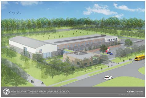 new schools planning department