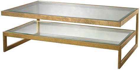 Gold Leaf Coffee Table Key Antique Gold Leaf Coffee Table 114 143 Dimond Home