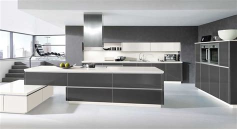 European Kitchens Designs by Ceramic And Glass Alno San Francisco