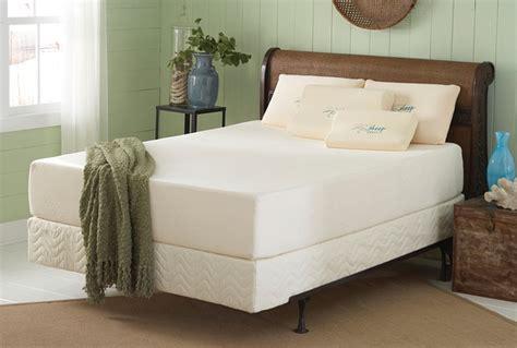 I Sleep Memory Foam Mattress by 8 Quot Jupiter Memory Foam Mattress Nature S Sleep