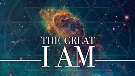 I Am The the great i am church sermon series ideas