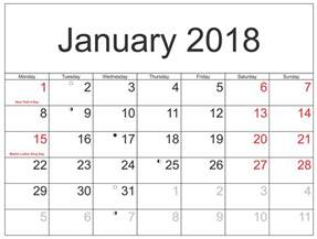 Jan 2018 Hindu Calendar 2018 Calendars Of January Month 2017 Calendar Printable