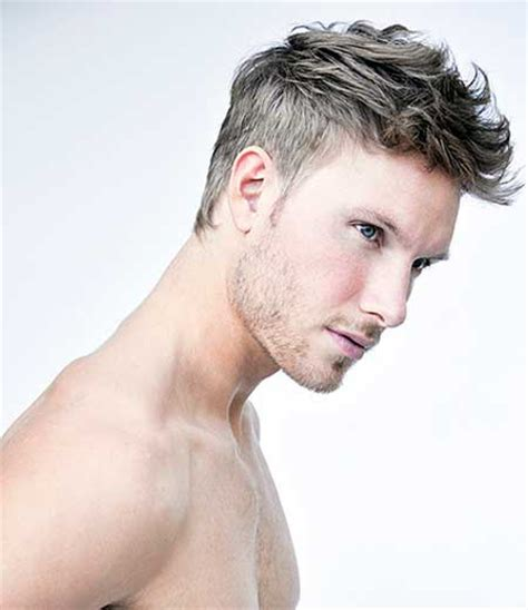 latest mens short hairstyles mens hairstyles