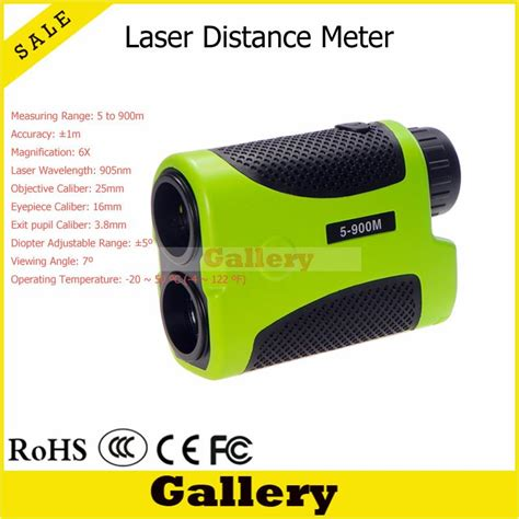 laser rangefinder pinseeker telemetro laser measure