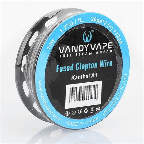 Triplecorecoils Fused Clapton Twisted Messes Wire Prebuilt Vape Coils charming staggered fused clapton wire nichrom photos everything you need to about wiring