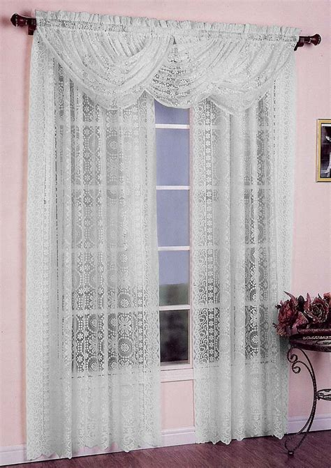 lace curtains swags galore curtains new rochelle lace curtains by united curtains view all