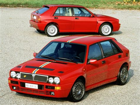 Lancia Delta Integrale Parts Lancia Delta Integrale History Photos On Better Parts Ltd