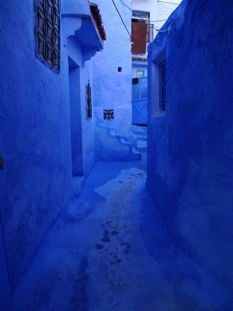 blue city in morocco jeffrey bale s world of gardens the colors of morocco