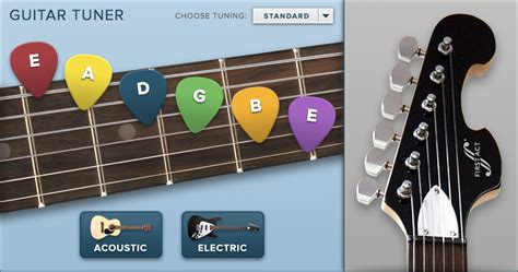 Tuner Gitar guitar tuner apps act