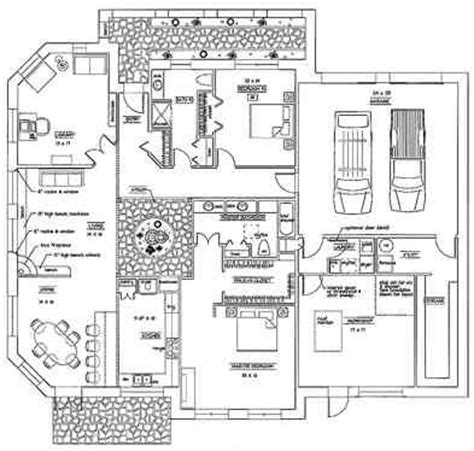 hay bale house plans straw bale house plan from