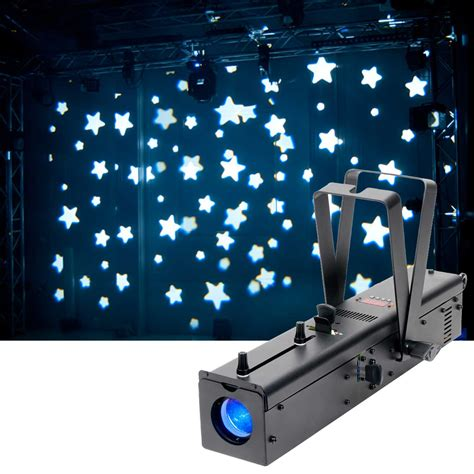 Led Light Projector by Adj American Dj Ikon Profile Led Gobo Projector Light Pssl