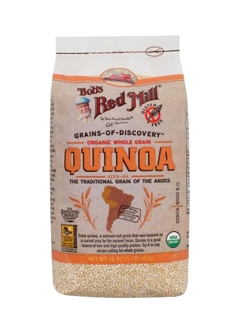Bobs Mill Quinoa organic quinoa grain nutritional powerhouse bob s mill