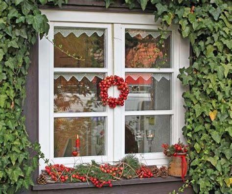 herbst winterdeko fensterbank dekorieren mit zier 228 pfeln herbst garten und winter
