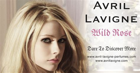 Poster Parfum Avril Lavigne the of fragrance perfume by avril lavigne