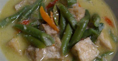 Kulkas Sayur Kecil resep sayur santan pedas oleh ummi nabila cookpad
