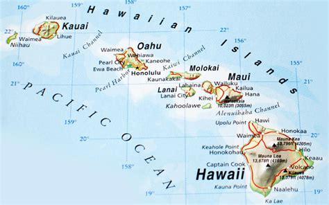 america map hawaii are the hawaiian islands in america