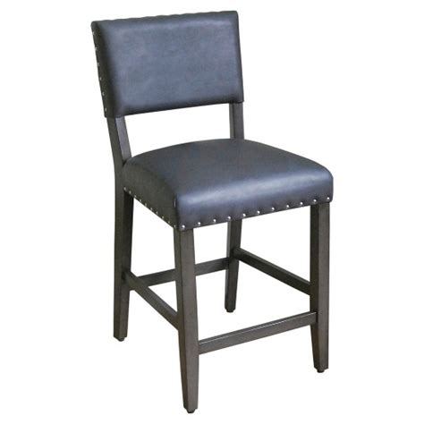 Target Threshold Bar Stools by Open Back 24 Quot Counter Stool Charcoal Threshold Target