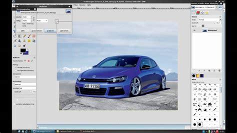 Auto Tuning Programm by Gimp Tutorial Auto Tuning Teil 1 Deutsch Youtube