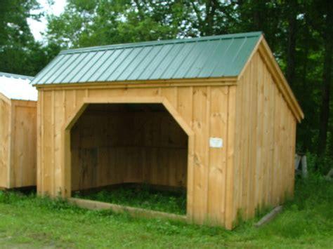 run  shed diy choose  size run inhorse shelter
