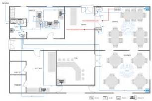 how to design a floor plan network layout floor plans solution conceptdraw