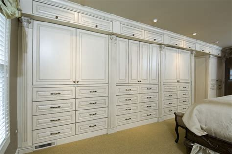 cabinets for bedroom closets master bedroom cabinetry traditional closet chicago