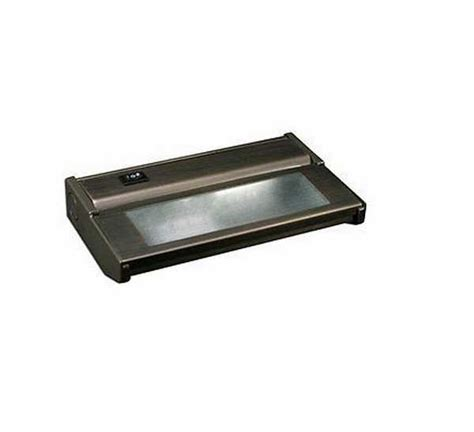American Lighting Inc Lhc1h Br 8in Halogen Under Cabinet Lighting Replacement Cover