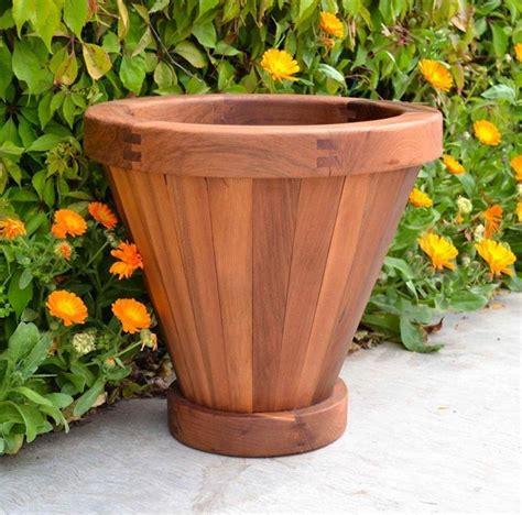 vasi legno vasi per esterni vasi