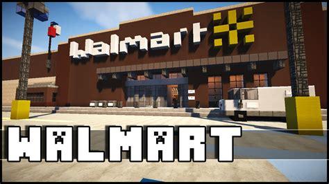 minecraft walmart