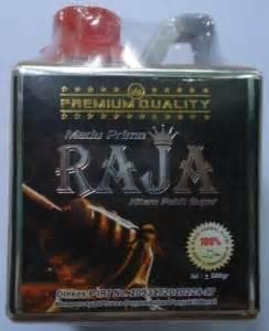 Madu Raja Hitam Pahit 800gr 1 herbal dmasherbal