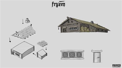 cabin sketch fryzen wooden cabin early sketch by sinqnew on deviantart